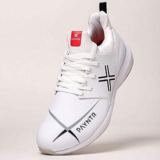 Payntr X MK3 Evo Pimple - حذاء الكريكيت أبيض كلاسيكي أمريكي 10. 5/ المملكة المتحدة 9. 5