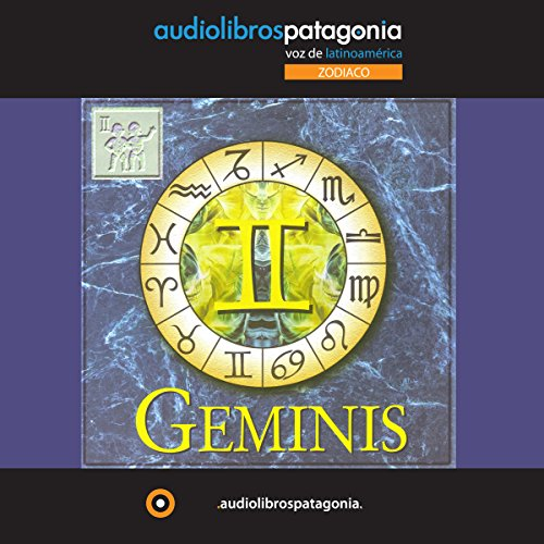 Geminis audiobook cover art