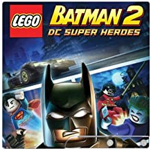 LEGO Batman 2: DC Super Heroes Game Skin for Sony Playstation 3 Slim Console PS3