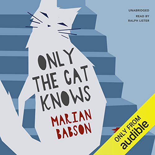 Only the Cat Knows audiobook cover art
