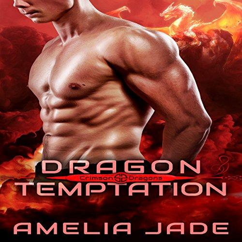 Dragon Temptation audiobook cover art
