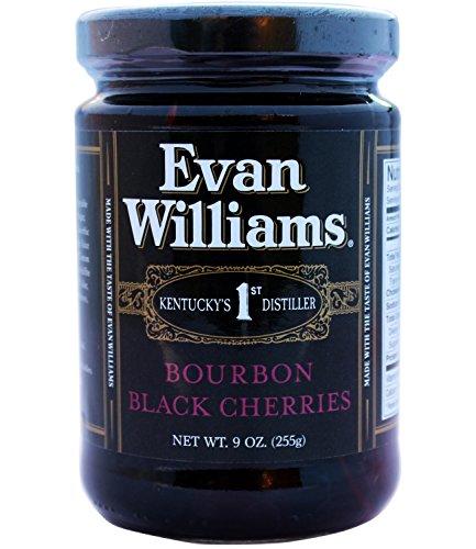 Evan Williams Bourbon Black Cherries
