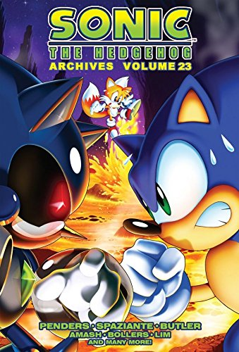 Sonic the Hedgehog Archives Vol. 23 Vol. 23