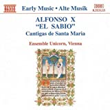 Alfonso X (El Sabio) - Cantigas de Santa Maria (1995-06-07)