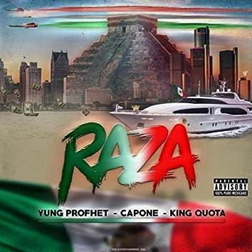 Raza (feat. King Quota & Capone)