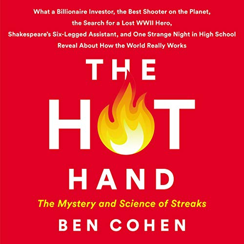 The Hot Hand audiobook cover art