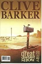Clive Barker's Great and Secret Show #1 (IDW Comics)