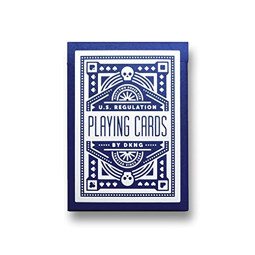 MTS Blue Wheel Playing Cards by Art of Play