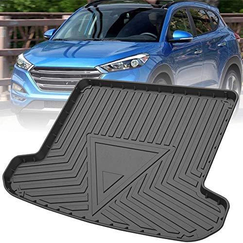 Auto Kofferbak Mat Kofferbakmatten, voor Hyundai Tucson 2016-2018 Kofferbak Vloermat Interieur Accessoires