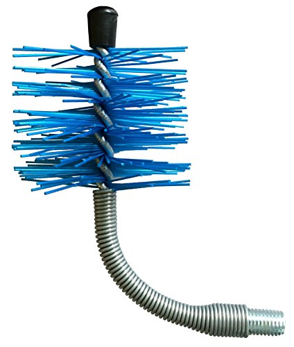 SCOVOLO CAMINO NYLON TONDO FLESSIBILE mm 80 EAN: 8020589000392
