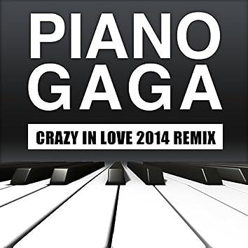 Crazy in Love 2014 Remix (Piano Version)