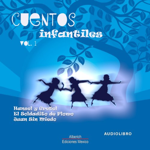 Cuentos Infantiles Volumen 1 [Children's Tales, Volume 1] audiobook cover art