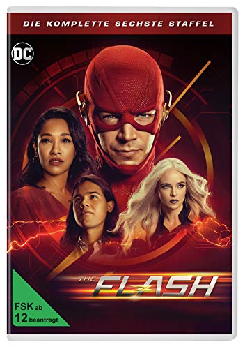 The Flash - Staffel 6 (5 DVDs)