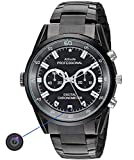 Menborn 16GB Spy Watch Camera HD 1080P Infrared Night Vision High-end Camera