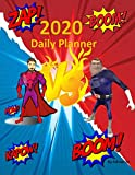 2020 Daily Planner: Great online gift for that someone special: 8.5x11 12 MONTHS CALENDAR, SPACE FOR DAILY NOTES, TO DO LIST AND EVERYTHING ELSE. DESIGNED ... Planner Comics Book 7) (English Edition)