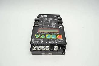 ICM ICM450C THREE PHASE VOLTAGE MONITOR 19-240V-AC 10A AMP PROGRAMMER B428023
