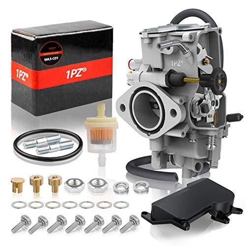 1PZ W35-CA1 Carburetor Carb for Yamaha Warrior 350 YFM350 1987-2004 | Moto 4 350 1987-1995 | Kodiak 400 YFM400 1996-1998 | Big Bear 350 YFM350 1987-1998 | Wolverine 350 YFM35F 1995