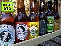 6 bières BIO, + d'info sur mapassionbiere.fr. Coffret de 6 bières artisanales Françaises. - Spécialiste des bières artisanales FRANÇAISES,nous vous proposons le parfait cadeau pour les amateurs de bières authentiques. - + de 400 brasseurs partenaires...