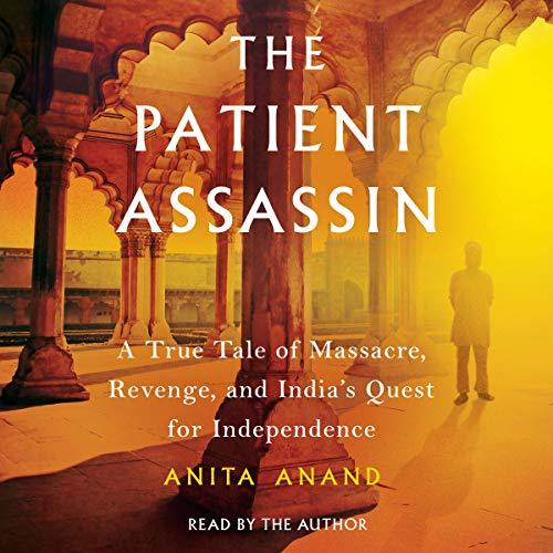 The Patient Assassin audiobook cover art