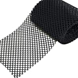 Garden Netting PVC Coated Plastic Garden Fencing Net Poultry Fence Roll Plant Vegetables...