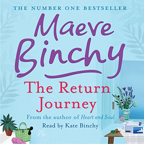 The Return Journey audiobook cover art