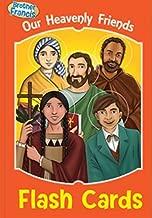 Brother Francis Our Heavenly Friends - Saints - Flash Cards - Bible Games - Catholic Saints - Catholic Saints for Kids - Games - Catholic Games - 40 Flash Cards