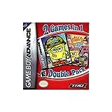 2 Games in 1 Double Pack -- Spongebob Squarepants: Battle for Bikini Bottom & Nicktoons: Freeze Frame Frenzy