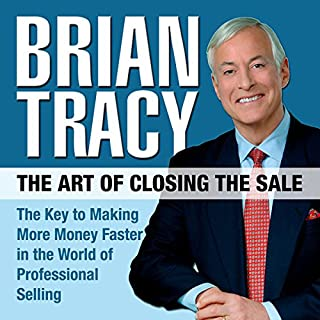 The Art of Closing the Sale cover art