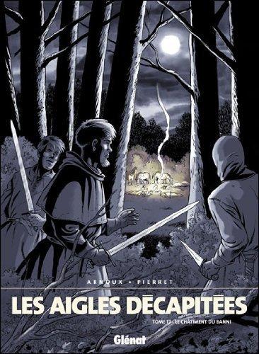 Les aigles décapitées, Tome 21 : La main du prophète de Michel Pierret (25 février 2009) Album