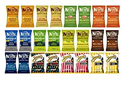 commercial 12 sets of 2 flavors per kettle chips flavor (1.5 oz 24 packs) kettle brand chips