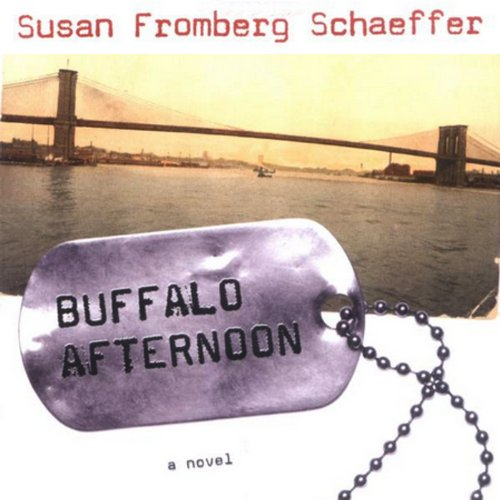 Buffalo Afternoon audiobook cover art