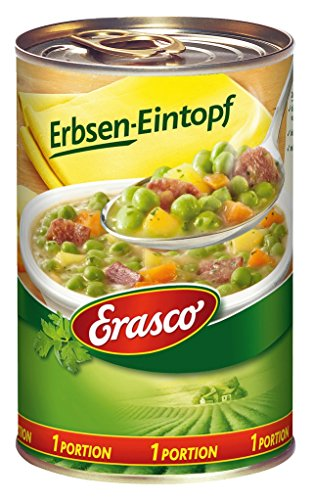 Erasco Erbsen-Eintopf 1 Portion 400ml