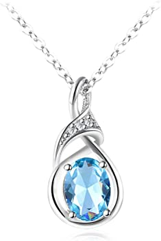 CLMENT & HILTON Crystal Necklace Necklaces Crystal Jewelry Necklace