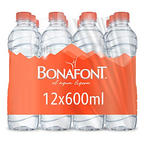 Zoe Water marca Bonafont