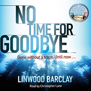 No Time for Goodbye cover art