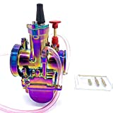 Smartang PWK 34mm Carburetor For 150cc 250cc 300cc 350cc 400cc Scooter UTV ATV Motorcycle