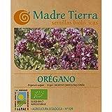 Madre Tierra - Semillas Ecológicas de Orégano- (Origanum Vulgare)- Origen Vacarisses (Barcelona) España - Semillas Especiales - 1.5 gramos