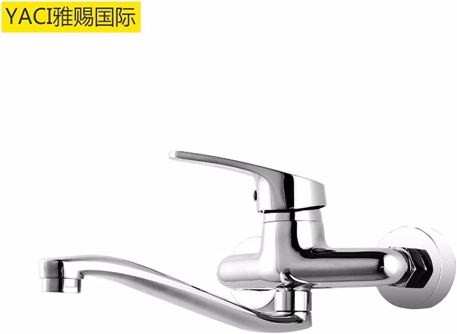 Commercial Lever Pull Down Kitchen Sink Faucet Brass Nordic Modern Minimalist Retro Chrome in-Wall Stainless Steel Waterfall Pure Copper Bathroom Basin Faucet Hotel Kitchen Bathroom Dining Room
