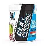 BPI Sports Cla + Carnitine – Conjugated Linoleic Acid – Weight Loss Formula – Metabolism, Performance, Lean Muscle – Caffeine Free – for Men & Women – Fruit Punch – 100 Servings – 1.5lbs Larger Size