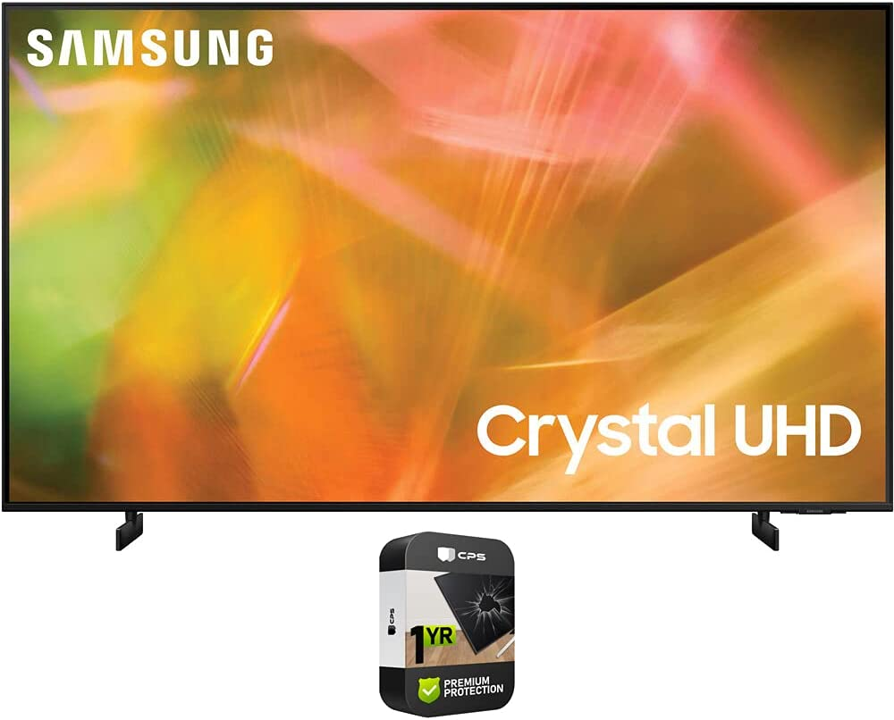 Samsung UN50AU8000FXZA Max 79% OFF 50 Ranking integrated 1st place Inch UHD 4K Crystal LED TV Smart 2