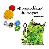 El Monstruo de Colores (cartón duro) 2a ed ((Edición revisada))