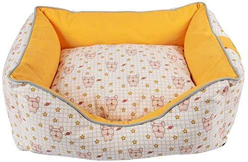 YLCJ Universal Four Seasons huisdiermand voor huisdieren, open nestkast voor huisdieren, afneembaar, wasbaar, 70 cm, 55×45cm