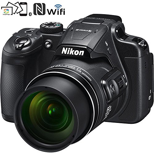 Nikon Coolpix B700 4K Wi-Fi Digital Camera (Renewed)