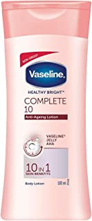 Vaseline Healthy White Complete 10 Body Lotion, 100 ml