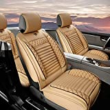 Jiahe Universale Set Coprisedili Auto per Land Ro Ver Range Rover Evoque Discovery Sport Freelander...