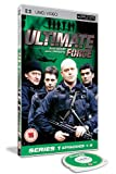 BUNDLE of RARE / COLLECTABLE PSP GAMES UMD MOVIES Set 2 Sony Ultimate Force (Ross Kemp)