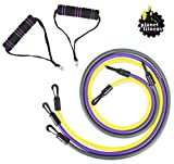 Planet Fitness Resistance Tube Set (3pc)