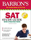 SAT Study Guide with 5 Practice Tests (Barron's Test Prep)