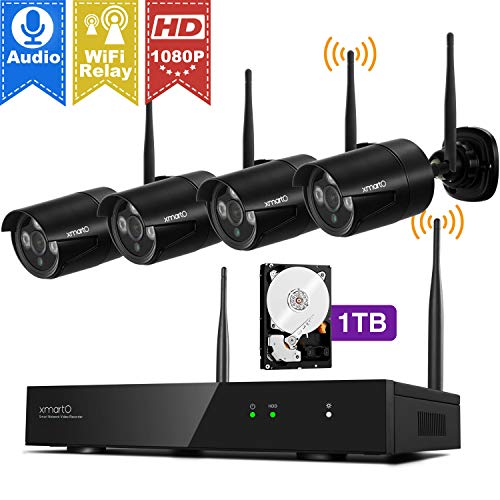 Wireless Security Camera System Outdoor