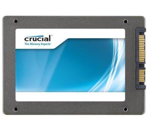 Crucial 128GB m4 128GB - Solid State Drives (SSD) (Schwarz, SATA, MLC, 0-70 °C, -40-85 °C, FCC, CE, RoHS, UL)